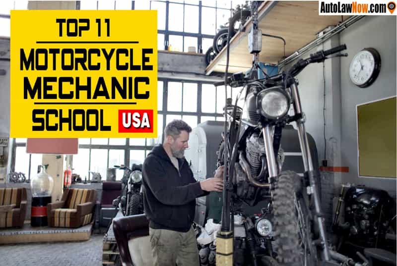 Motorcycle Mechanic School