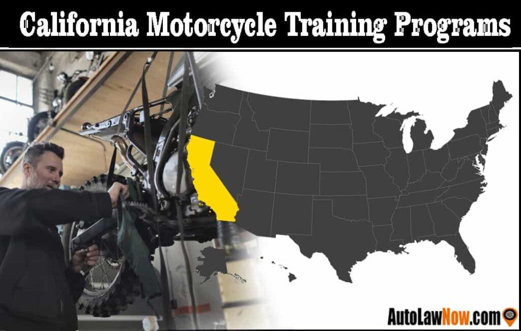 motorcycle mechanic school california