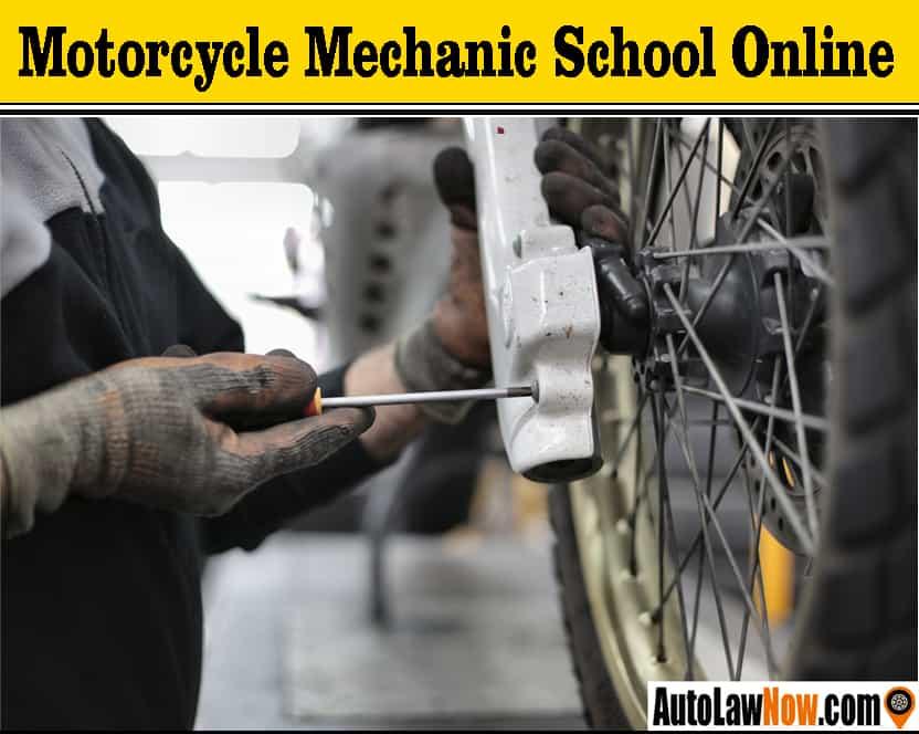 Motorcycle Mechanic School Online