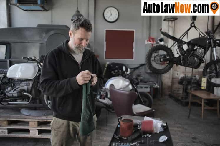 Fix Motorcycle backfire