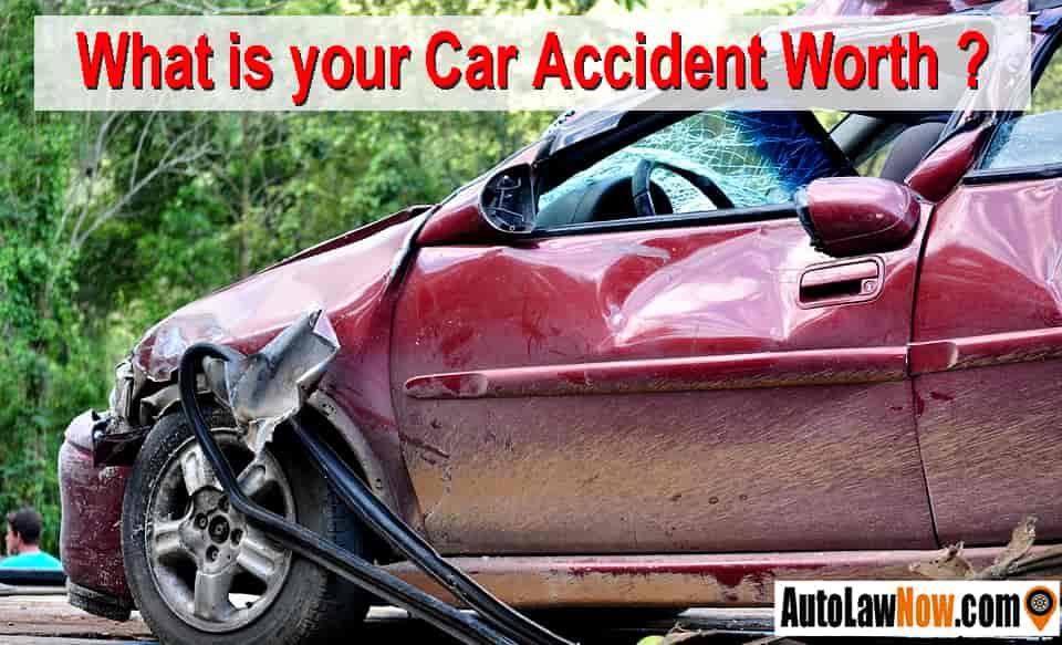typical car accident settlement amounts