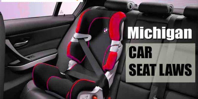 Michigan car seat laws