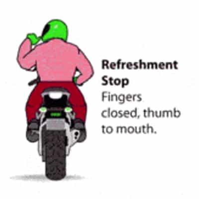 Motorbike Refreshments